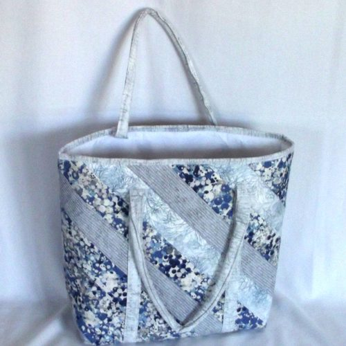 20502 back blue gray tote