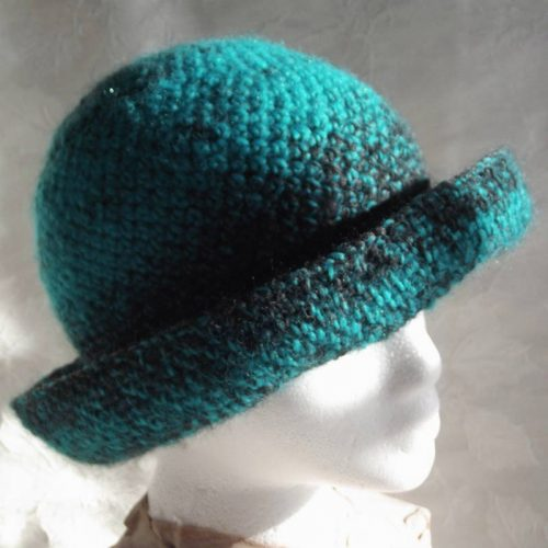30601 turquoise derby