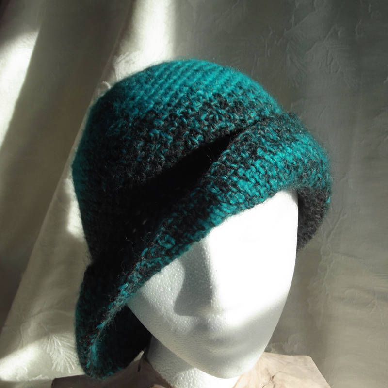30601 turquoise side flip